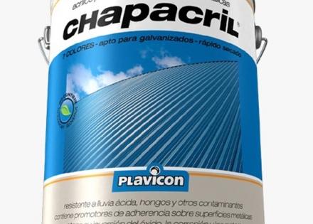Chapacril Negro | Revestimiento