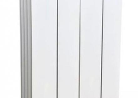 Radiador Vittoria Blanco Por 10 Elementos